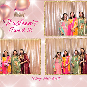 Jasleen's Sweet 16