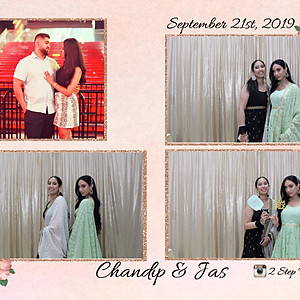 Chandip & Jas