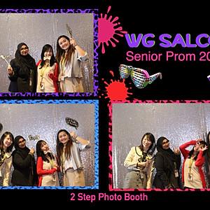 WG SALCO Senior Prom Event