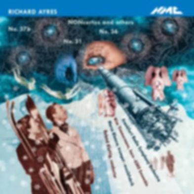 CD-Cover Claus-Steffen Mahnkopf - Void, Roland Kluttig