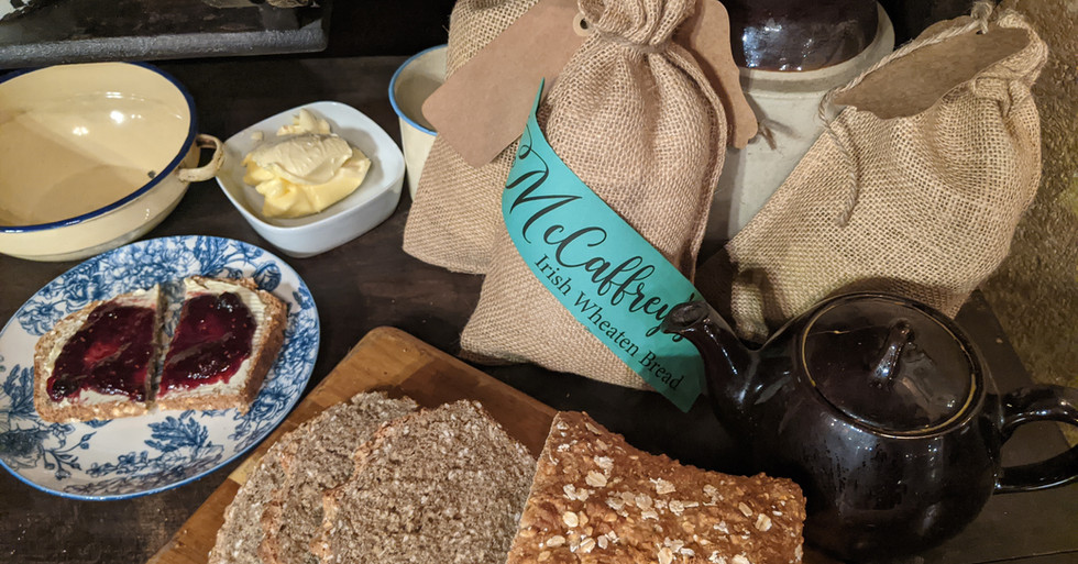 McCaffrey's Irish Wheaten Bread