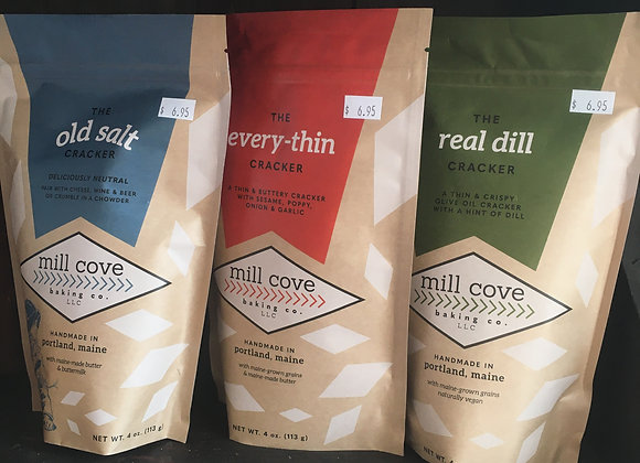 Mill Cove Crackers