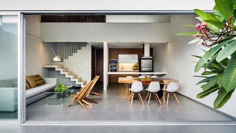 Ritvik Residence Interior