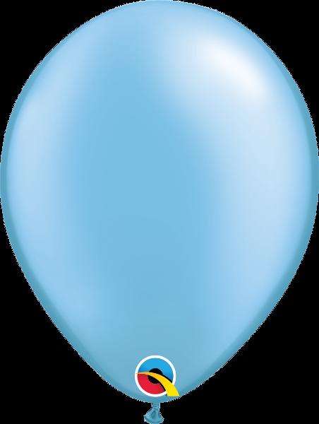 Qualatex Pastel Pearl Colors Balloons (100/Pkg)