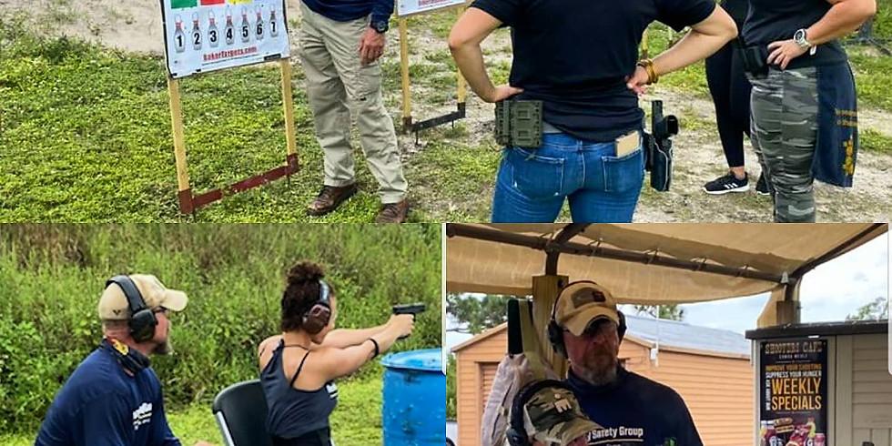 Skills Drills Pistol/AR