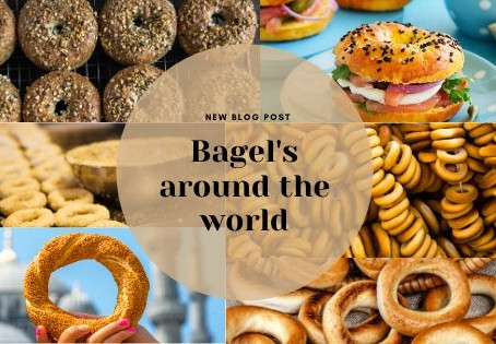 How Montreal bagels are different from other bagels across the world?