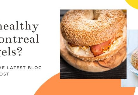 How healthy are Montreal bagels?