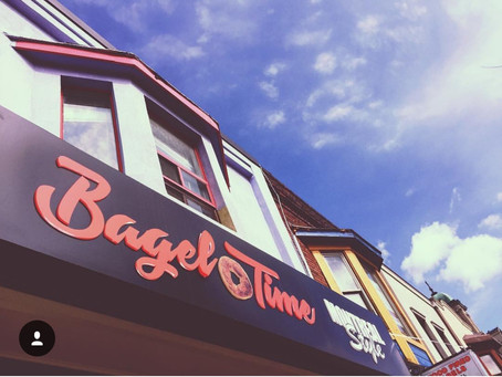 MONTREAL STYLE BAGELS IN TORONTO