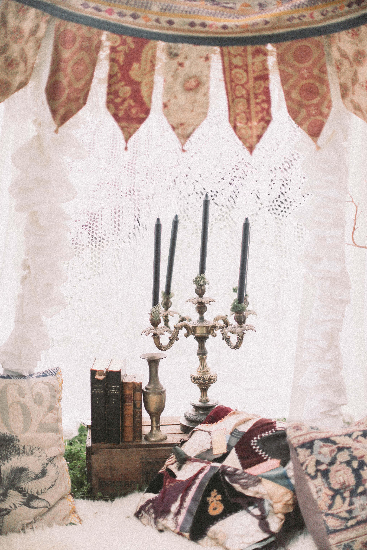 Boho Tent