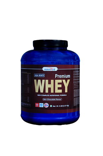 nutrired Premium Whey
