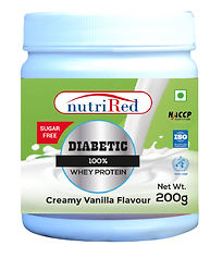 nutrired DIABETIC