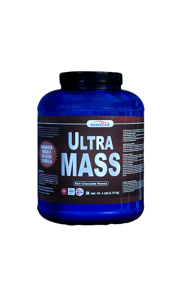 nutrired Ultra mass