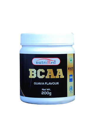 nutrired BCAA