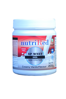 nutrired XP WHEY
