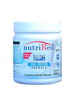 nutrired HIGH