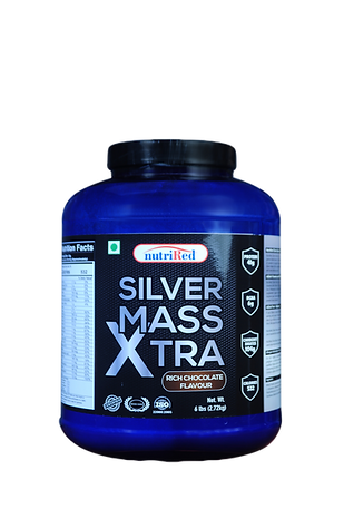 nutrired silver mass xtra