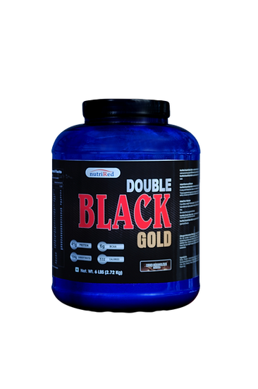 nutrired double black gold
