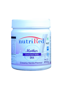 nutrired mother