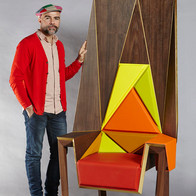 Francesco Draisci, Designer/Installation Artist