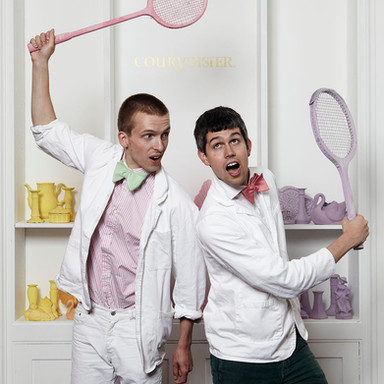 Bompass and Parr, Celebrity Chefs