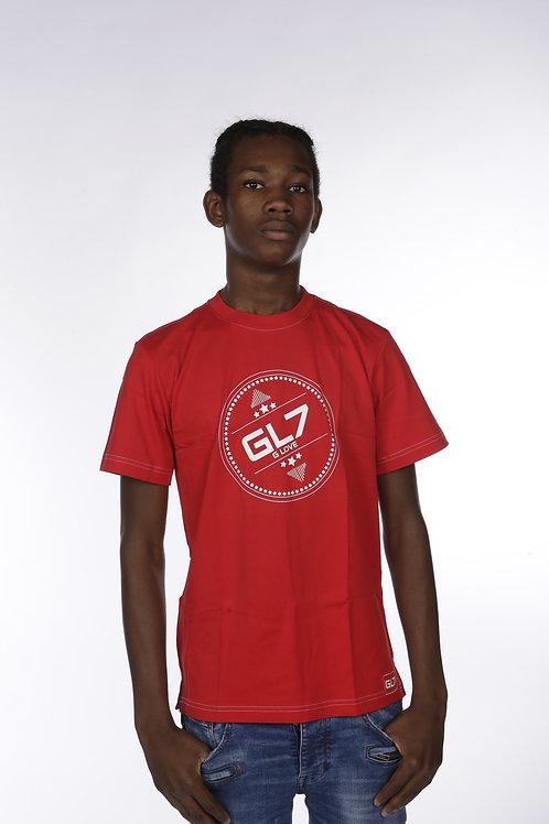 Red Circ T-shirt