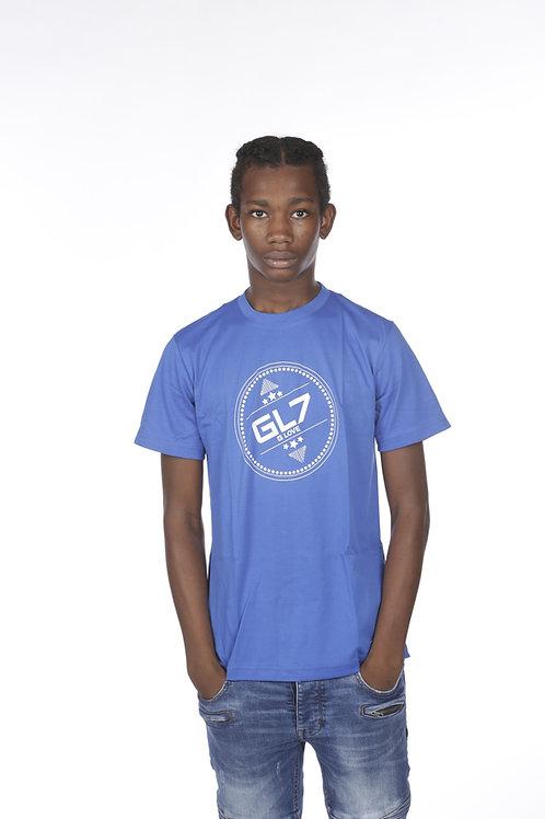 Cobolt Blue Circ T-shirt