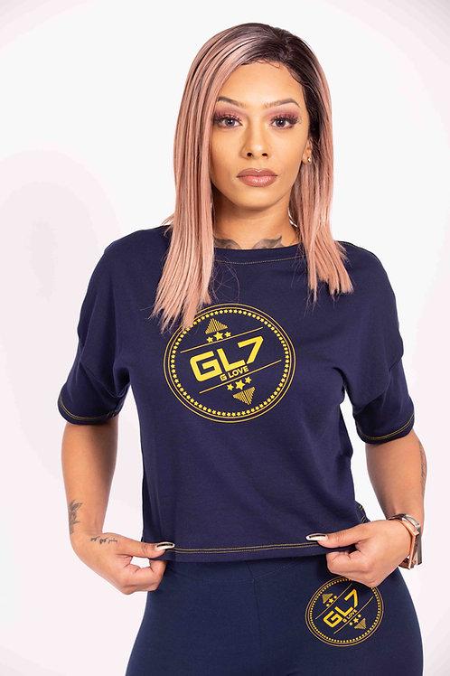 GL7 Circ Cropped T-shirt