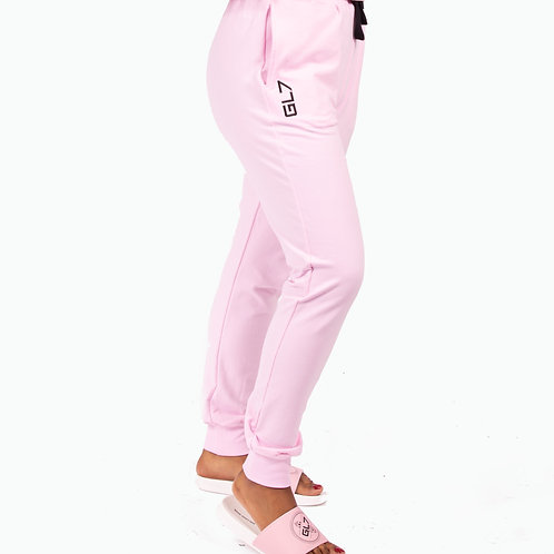 Pink Tracksuit Bottoms