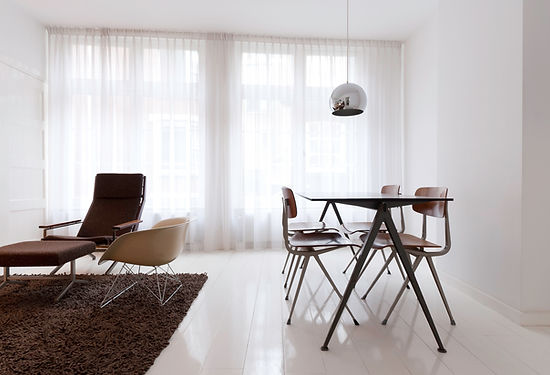 Bright Living Space