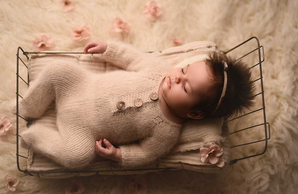 Best newborn photographer Northern Virginia