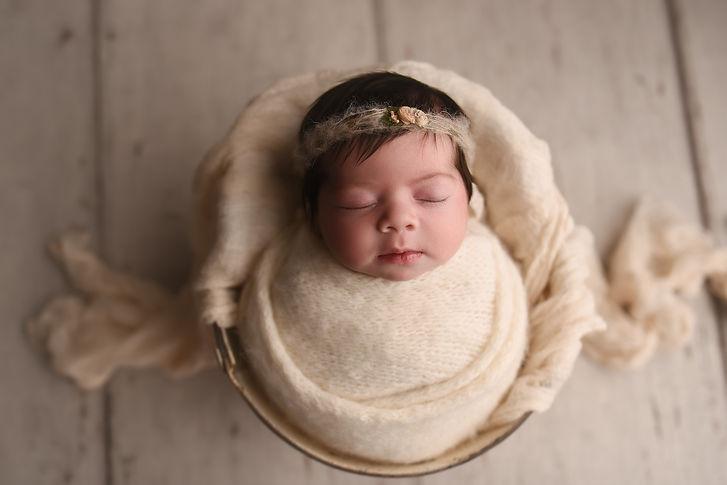 Northern Virginia In home Newborn Photog