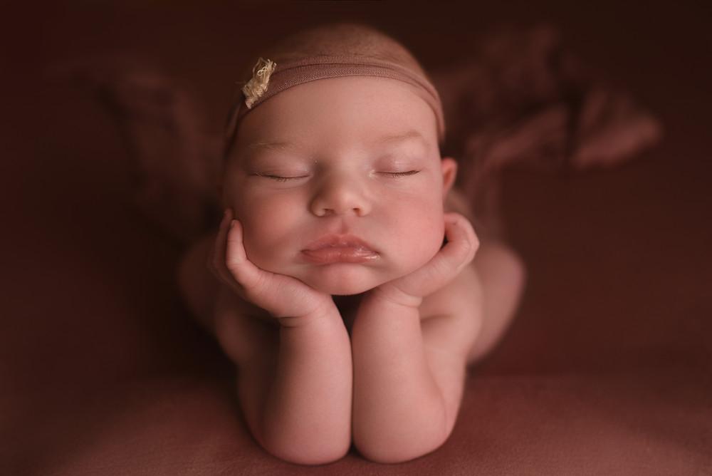 Northern VA newborn photographer