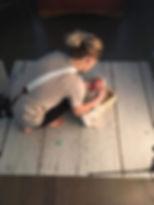 Newborn photographer in Stafford