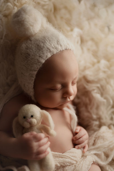 Newborn Northern VA photographer