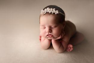 Posed newborn photography Northern Virgi