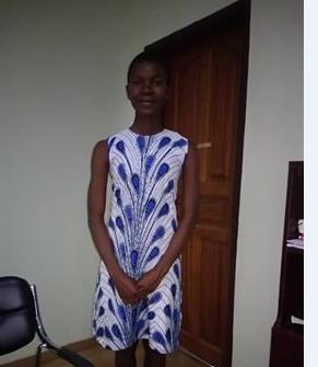 Orunna wird seit ihrer Grundschulzeit bis heute mit einer Patenschaft unterstützt, sie studiert heute Erziehungswissenschaften