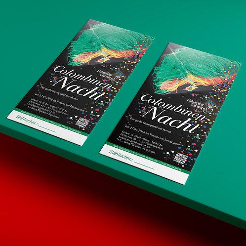 Eintrittskarte CC-Nacht