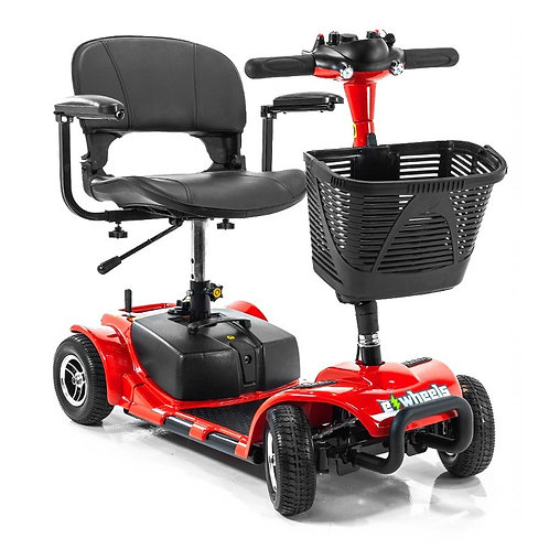 EWheels M34 Electric Power 4 Wheel Mobility Scooter