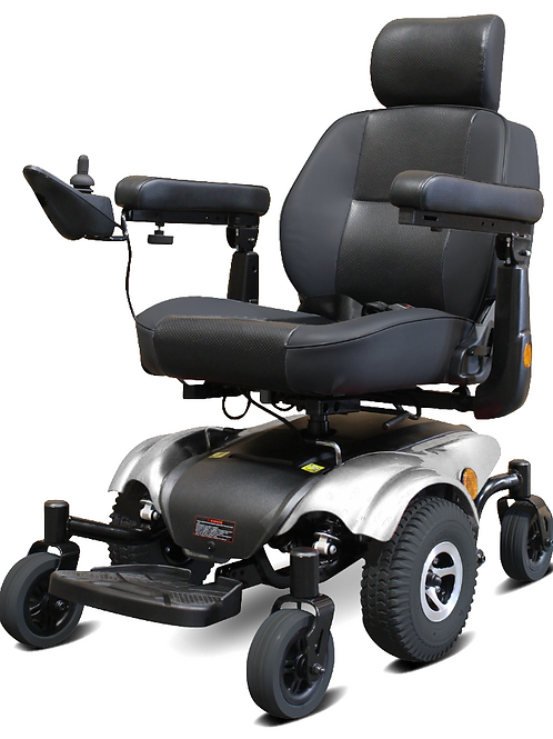 EWheels M48 Power Wheelchair