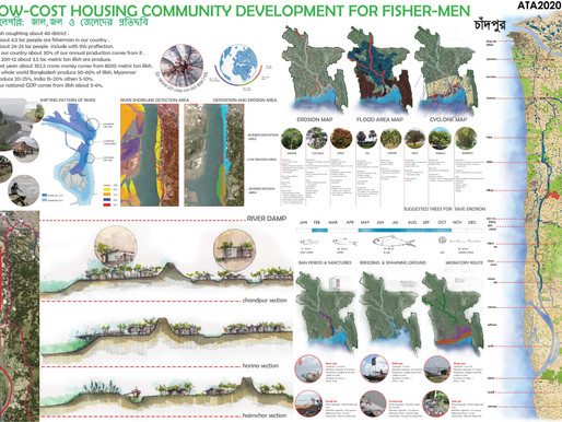 JELEPOLLI: LOW-COST HOUSING COMMUNITY DEVELOPMENT FOR FISHERMEN