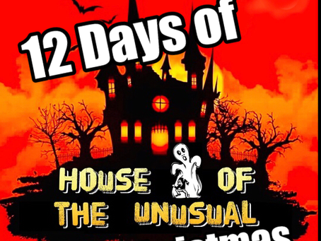 12 Days of (House of the Unusual) Christmas