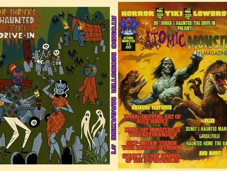 Atomic Monster Magazine #1