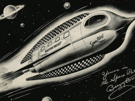 Space Patrol - The Ralson Rocket