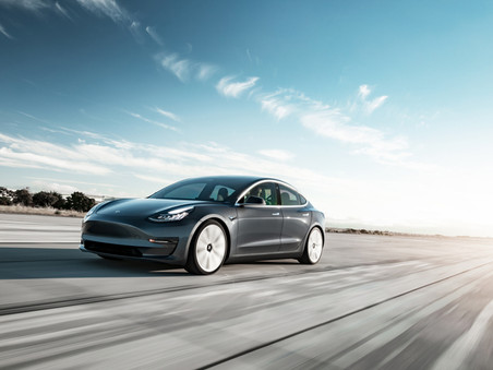 Tesla beats expectations. Its first quarter vehicle deliveries higher than awaited