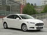 Ford Monde hybride E85