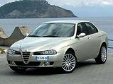 Alfa 156 E85