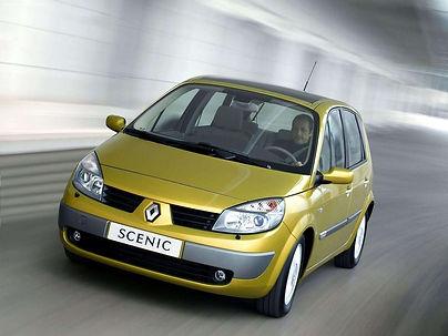 Renault Scenic 2 E85