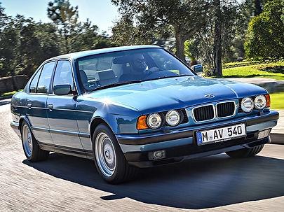 BMW E34 E85