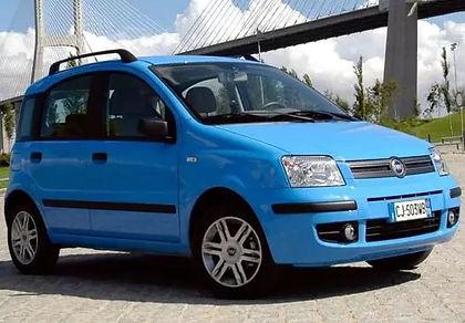 Fiat Panda E85