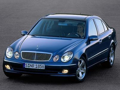 Mercedes W211 E85